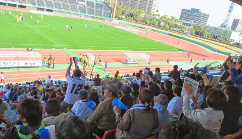 Sepakbola Profesional a la Jepang: Mapan Dulu, Jago Belakangan