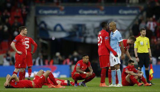 Catatan Kemenangan Juara Manchester City Atas Liverpool