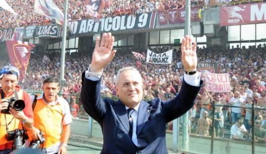 Claudio Lotito: Kanan, Kiri, OK