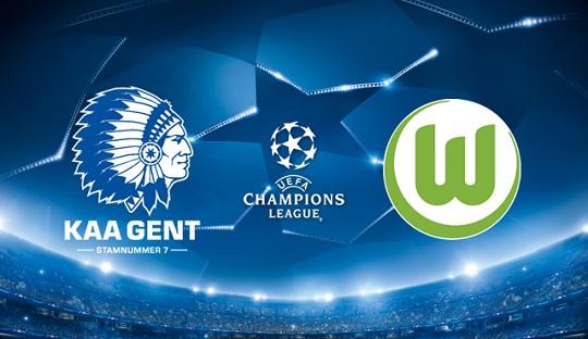 Wolfsburg Bawa Pulang Modal Berharga dari Gent
