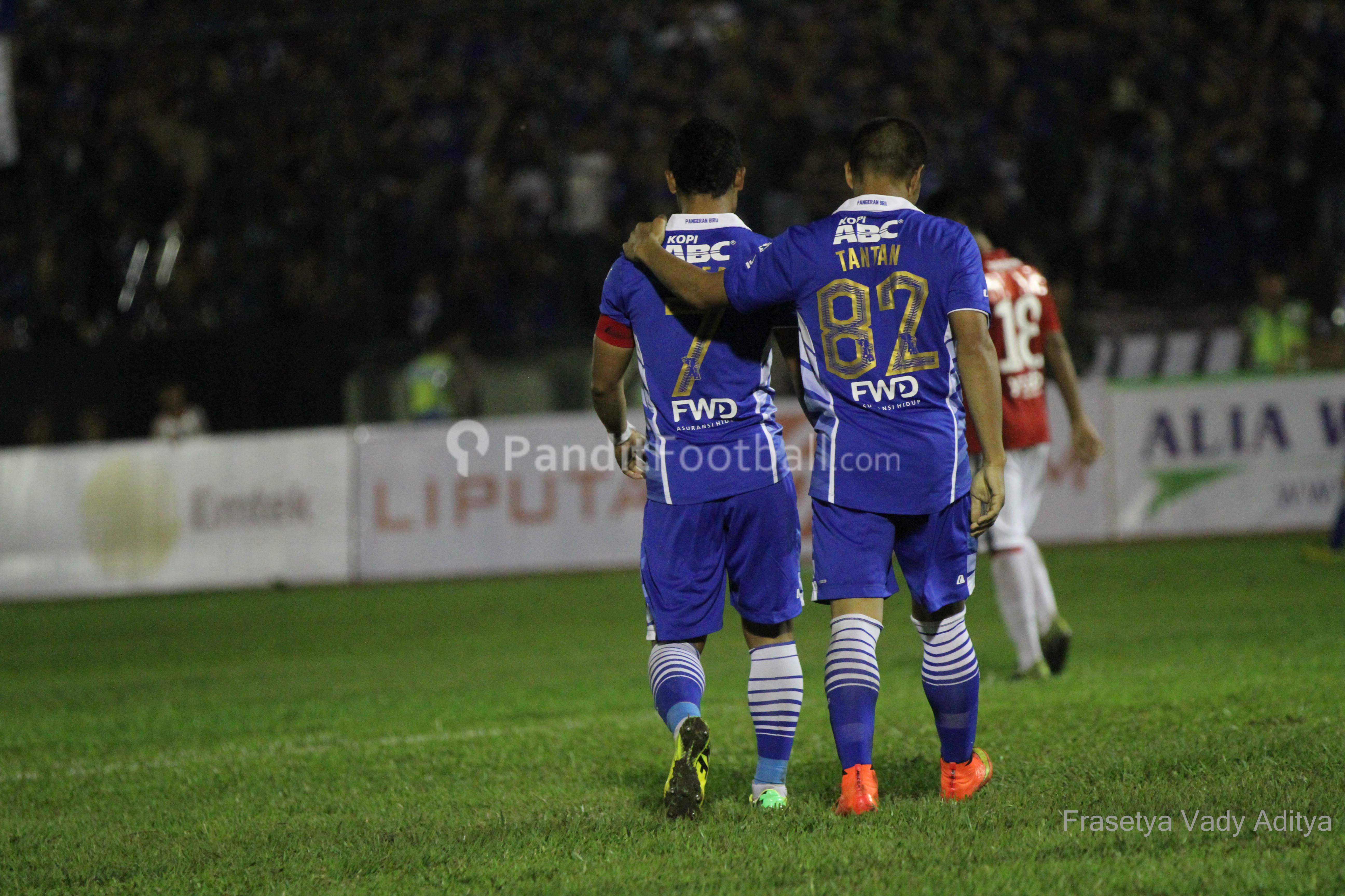 Pertahanan Disiplin Bali United Imbangi Persib yang Kelelahan