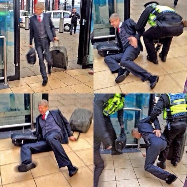Wenger Fall
