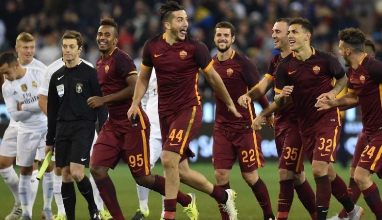 AS Roma Cari Momentum Melalui Carpi