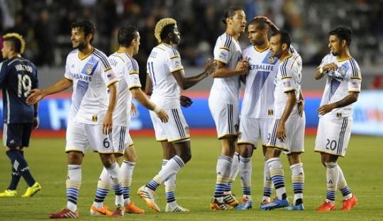Dominasi Pemain Eropa di Skuat LA Galaxy