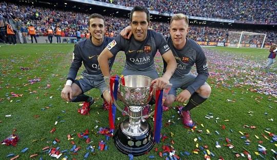 Peran Penting Penjaga Gawang dalam Kesuksesan Barcelona