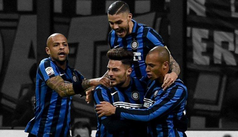 Serangan Efektif Inter Milan Benamkan Sampdoria