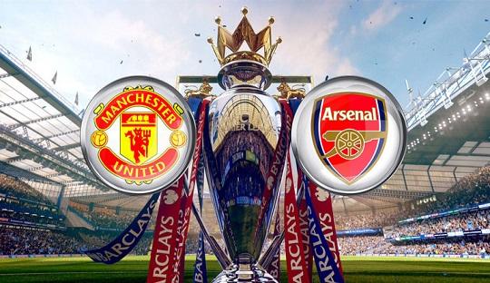 Man United vs Arsenal: Sama-Sama Menjaga Asa
