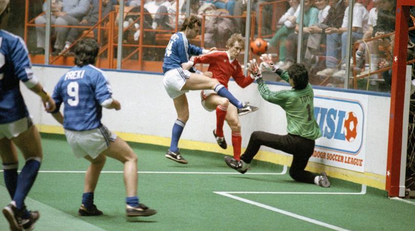 Mengenang Kelahiran Major Indoor Soccer League