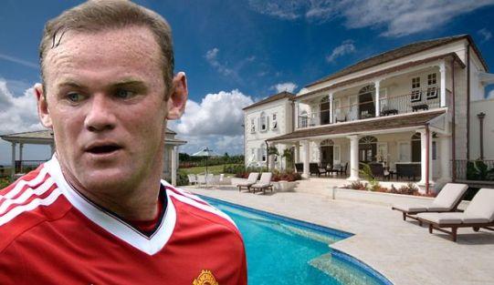 Mewahnya Hidup Pemain Liga Inggris