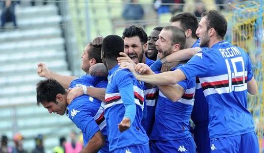 Pembenahan Besar-besaran Sampdoria di Winter Mercato