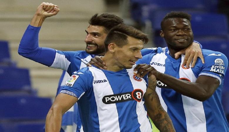 Gol Spektakuler Hernán Pérez Bawa Espanyol Jauhi Zona Degradasi