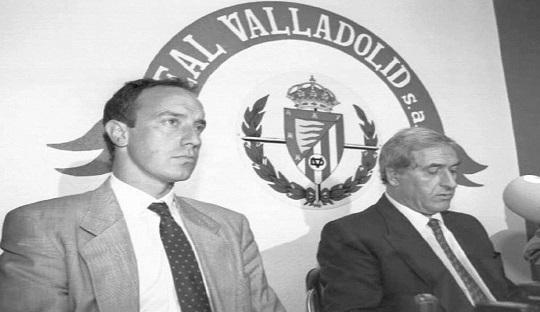 Benitez mempunyai pengalaman lolos dari zona degradasi saat melatih Valladolid tahun 1994