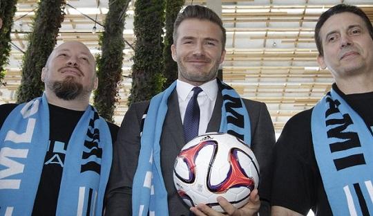 Miami Beckham's United, Sebuah Impian David Beckham