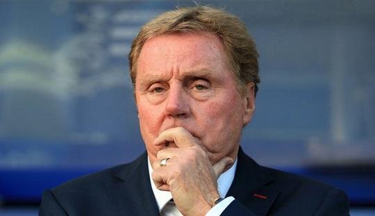 Harry Redknapp yang Ditunggu 24 Jam oleh Derby County