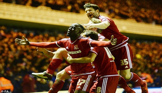 Apa Kabar Middlesbrough?