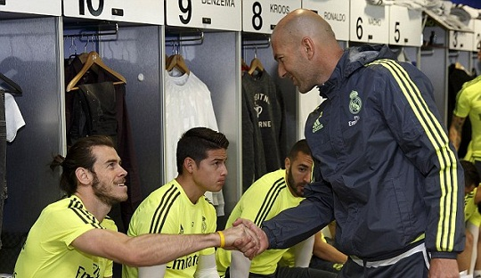Zidane dan Perjudian Besar Bernama