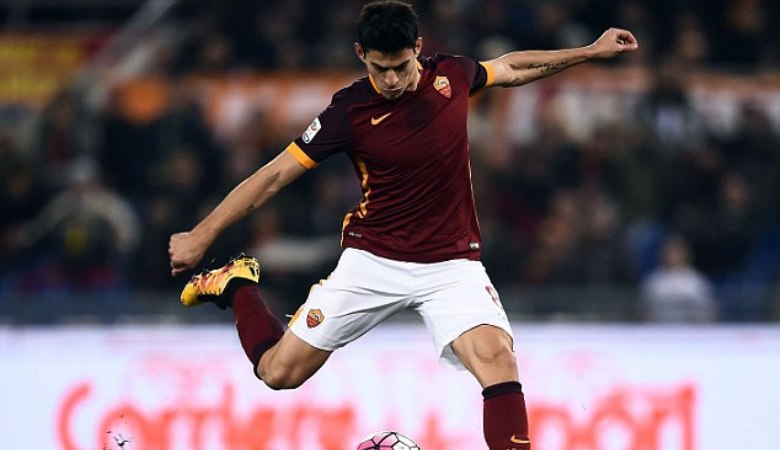 Diego Perotti, Harapan Baru AS Roma