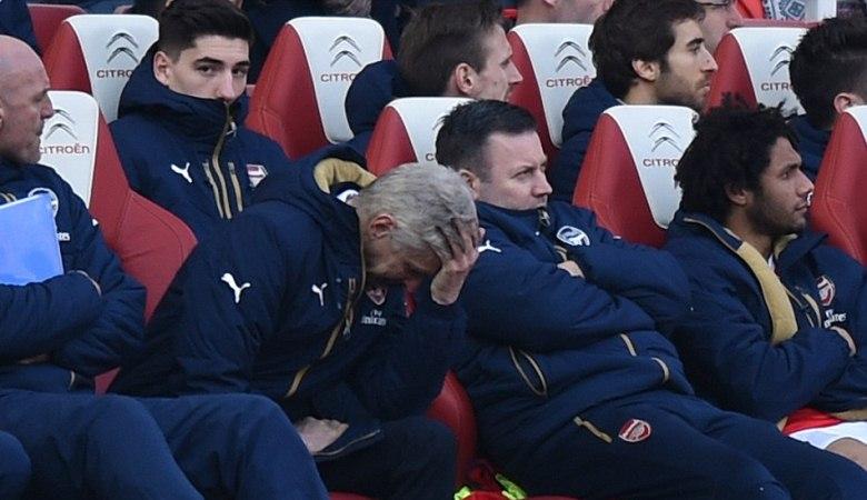 Perkelahian Suporter Arsenal Representasikan Kebingungan Arsene Wenger