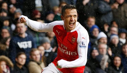 Empat Catatan dari Tottenham 2-2 Arsenal
