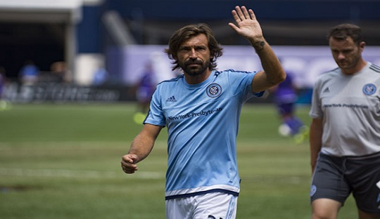 Andrea Pirlo, Ahli Nujum New York City FC