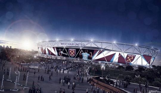 Belum Ditempati, Kapasitas Stadion Baru West Ham Ditambah
