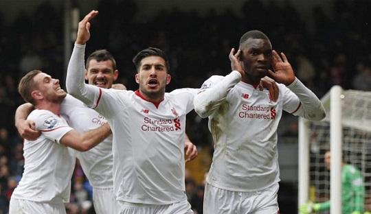 Liverpool Menang Dramatis dengan 10 Pemain