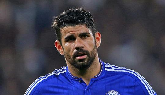 Diego Costa Terkadang Seperti The Hulk