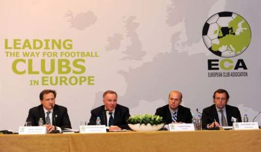 Peran ECA dalam Sepakbola Eropa