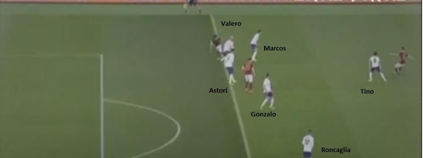 Goal El Shaarawy