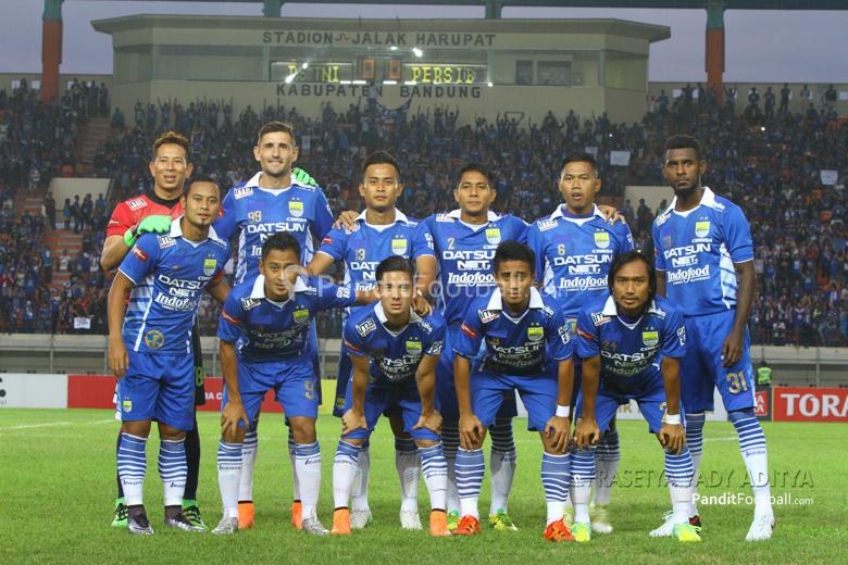 Persib vs Sriwijaya FC: Penentuan Juara Grup