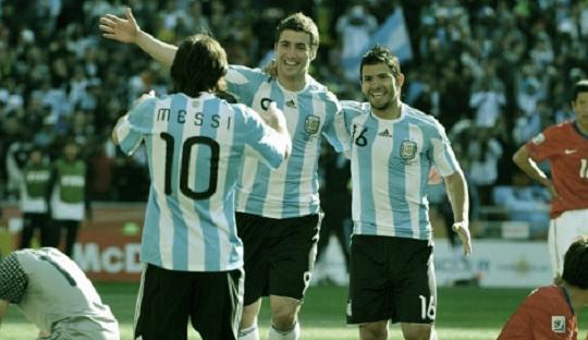 Timnas Argentina dan Para Penyerang yang Membelot