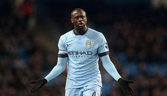 Yaya Touré Ultimatum Manchester City