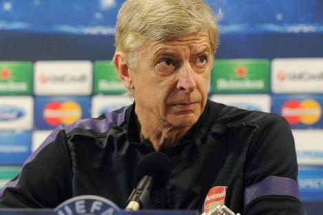 Arsene Wenger yang Menjadi Seorang Charmless Man