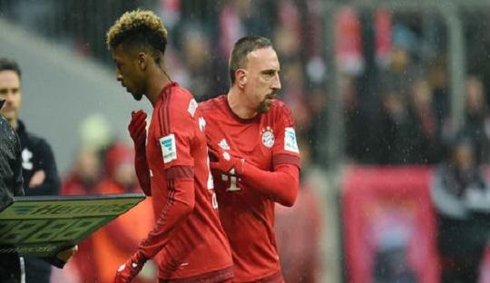 Kata Ribery tentang