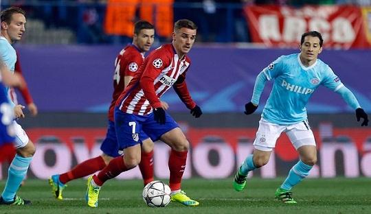 Tanpa Jeroen Zoet, Atlético Berpeluang Menang Tanpa Adu Penalti Atas PSV