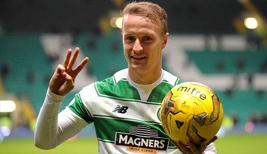 Mesin Pencetak Gol Baru Celtic Penerus Henrik Larsson