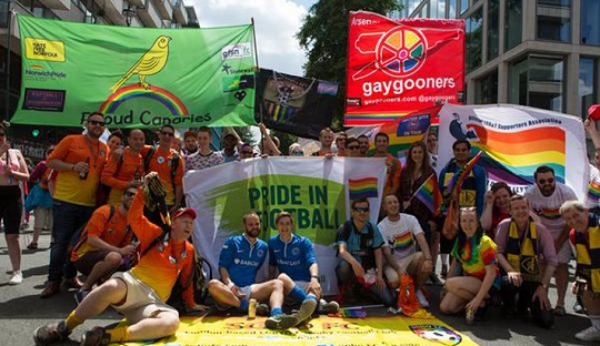 Para LGBT Juga Berhak Menggemari Sepakbola