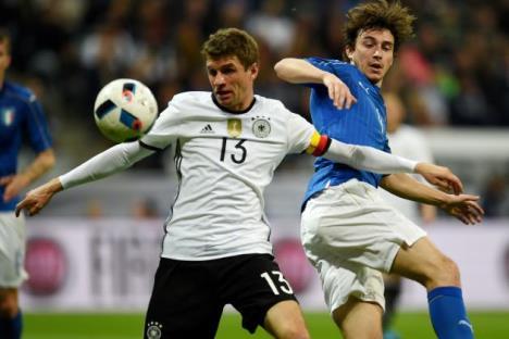 Pantaskah Thomas Müller Menjadi Kapten Timnas Jerman?