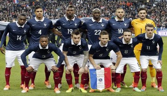 Timnas Prancis yang Tak Perlu Khawatir akan Masa Depan