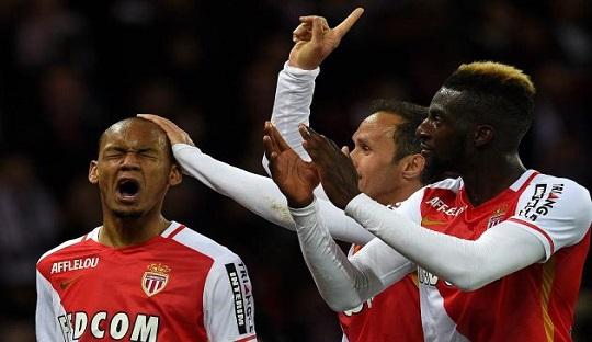 Monaco Permalukan PSG di Kandang untuk Pertama Kali