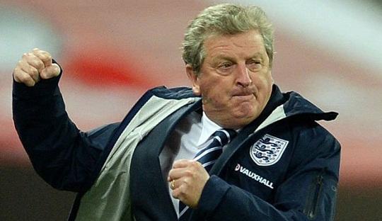 Malam Terindah Roy Hodgson