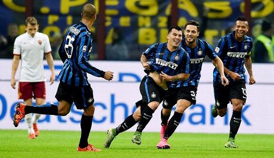 Duel AS Roma vs Inter Tentukan Tempat Terakhir ke Liga Champions