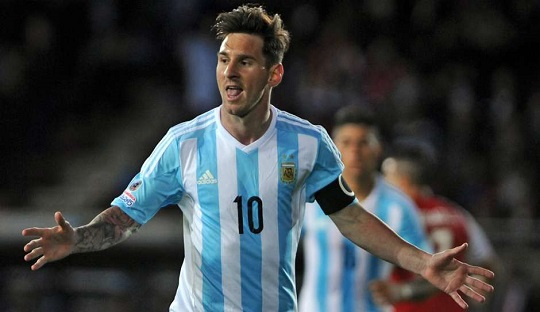 Tundukan Bolivia 2-0, Messi cetak gol ke-50 Bersama Argentina