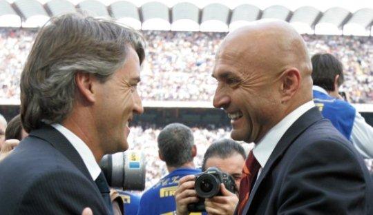 Rivalitas Luciano Spalletti dan Roberto Mancini yang Terlahir Kembali