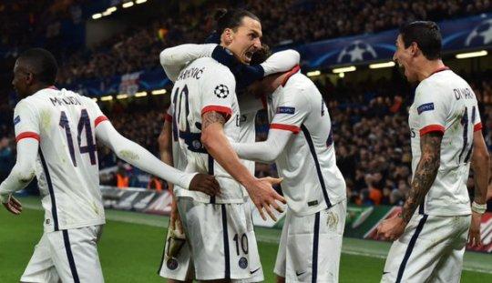 Cara PSG Singkirkan Chelsea di Stamford Bridge