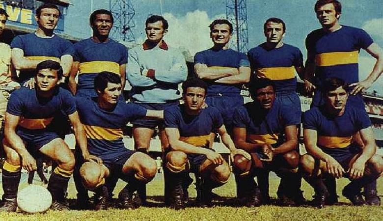 Kostum Boca Juniors awlnya terinspirasi kapal laut Swedia