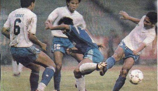 3 vs 3 dan Persib yang Mengalahkan Arema di Jakarta