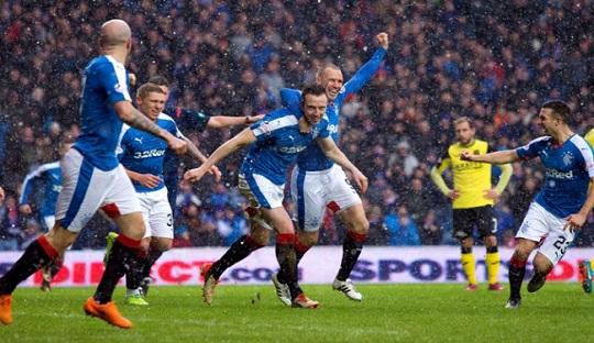 Glasgow Rangers yang Siap Kembali ke Liga Primer Skotlandia