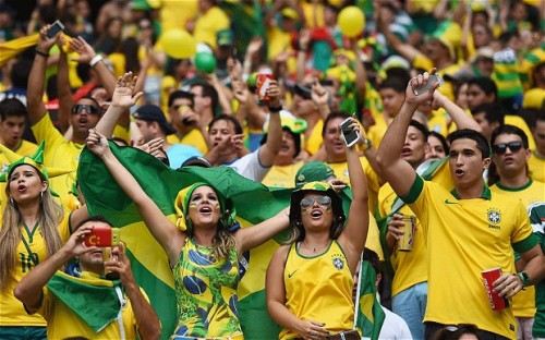 suporter brasil